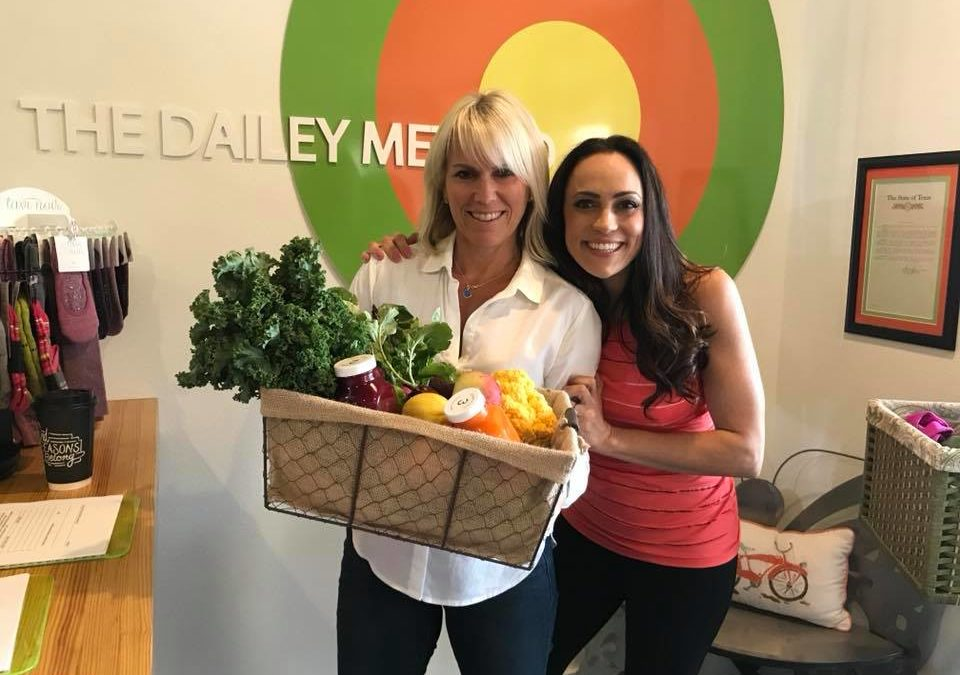 Commit to H.E.A.L Episode 3- The Dailey Method and The Healthy Holiday Challenge!